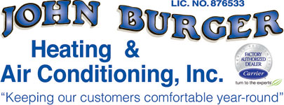 John Burger Heating & Air Conditioning